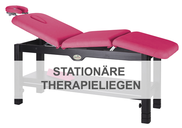 STATIONÄRE Therapieliegen
