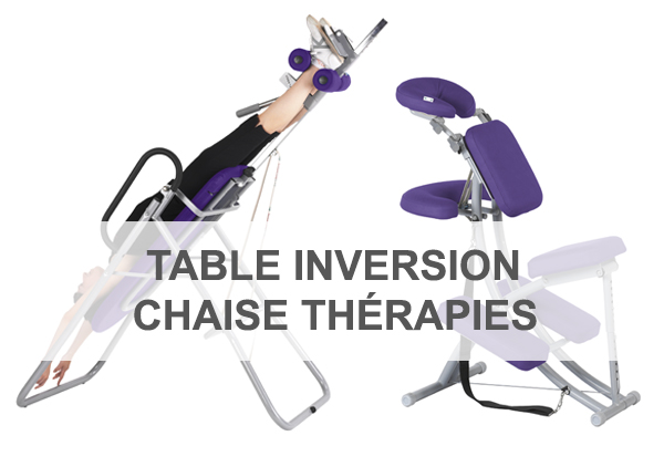 Table inversion - Chaise Therapies